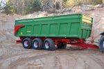 Монолитный прицеп тридем Т682 (23,5 тонн)